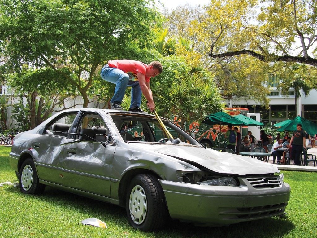 Commuter students tackle parking issues, unites students