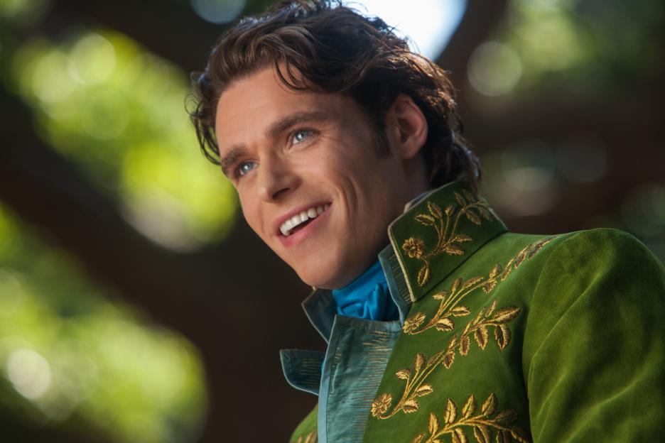 'Game of Thrones' star tackles royal role in 'Cinderella'