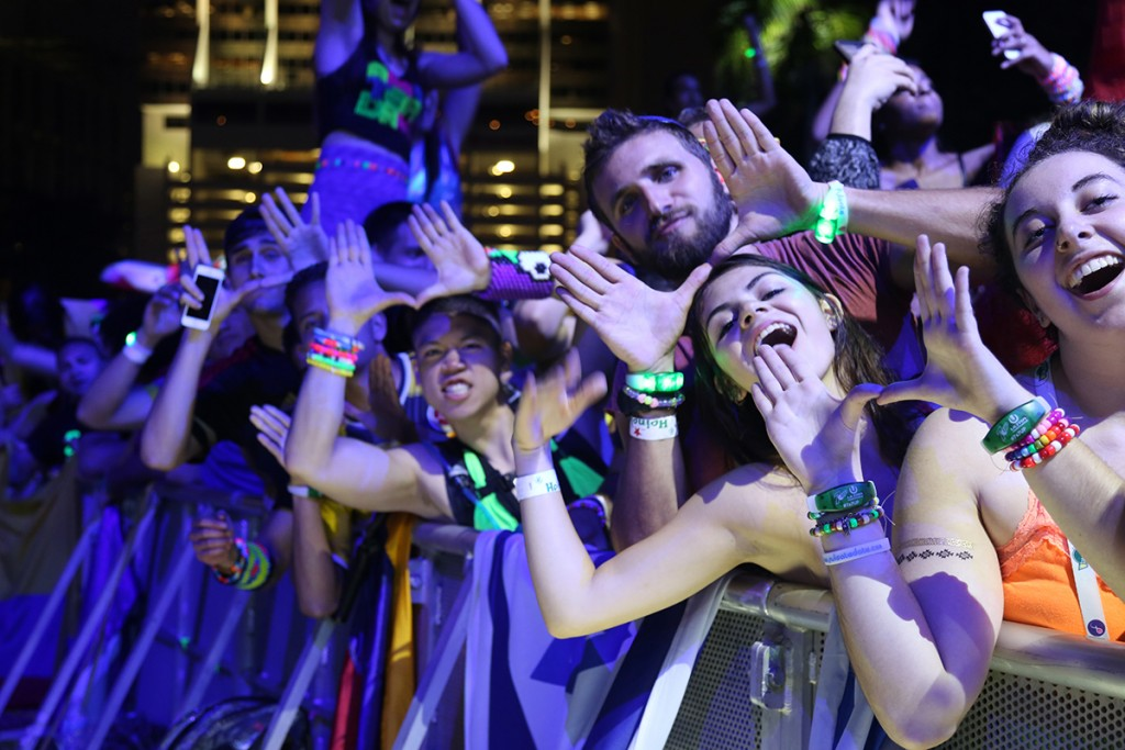 Thrill-seekers make way to Ultra Music Festival