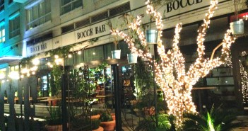 Bocce Bar is an Italian 3252 NE 1st Avenue,  Donatela Vaca // Contributing Photographer