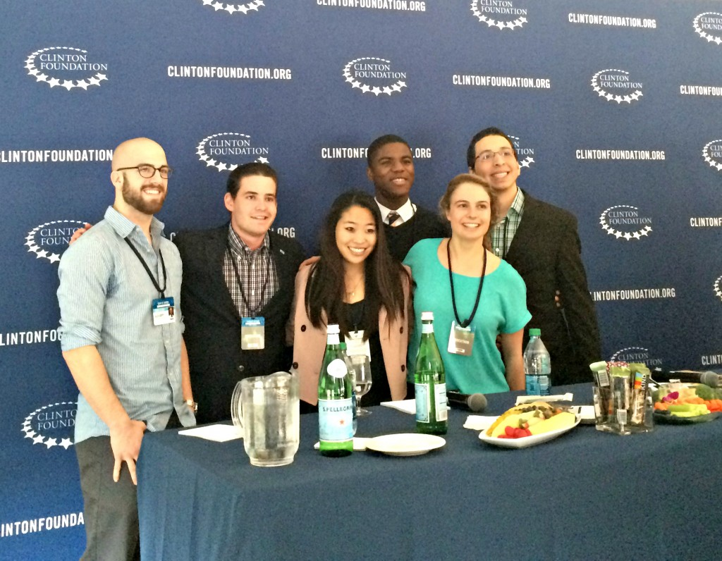 Codeathon participants create significant platforms for CGIU commitments