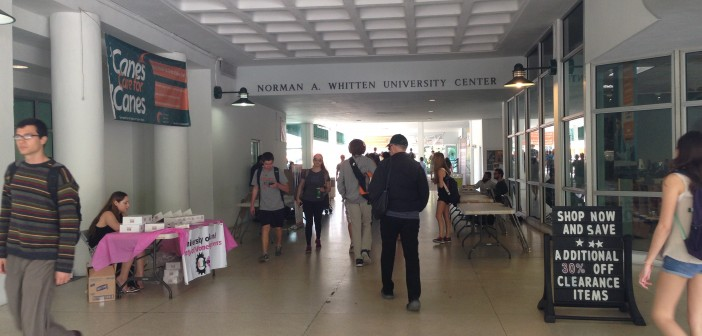 Breezeway tabling effective for some, overwhelming for others