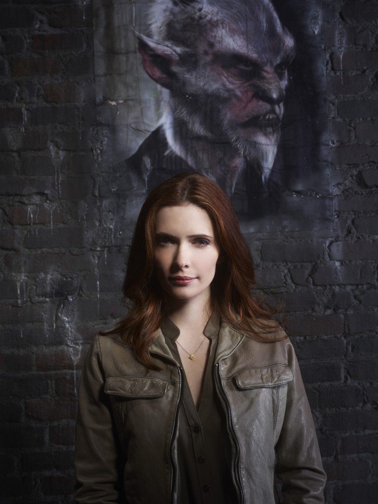 'Grimm' actress Bitsie Tulloch talks new season, transforming role