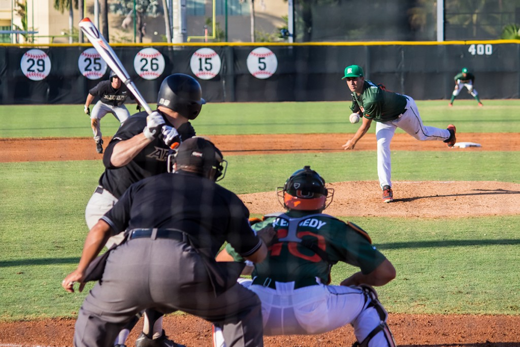 Hurricanes' hot hitting continues with win over Black Knights
