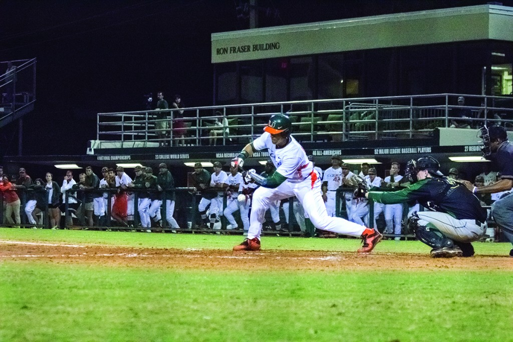 Hurricanes wrap up homestand with win over FGCU