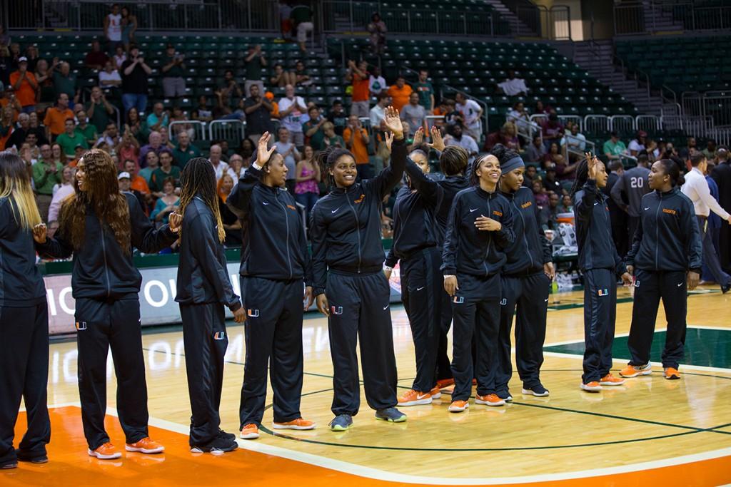 Miami women see season end with loss to Iowa