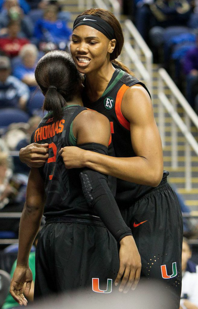 Hurricanes women's basketball team falls in ACC tournament quarterfinals