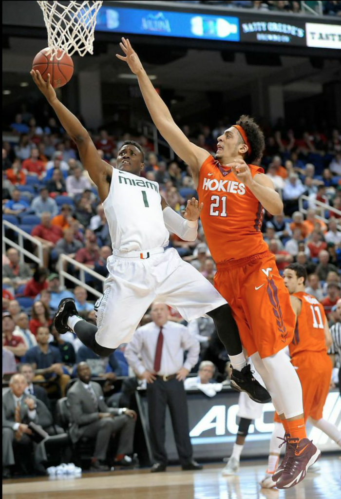 Miami basketball advances to ACC quarterfinals against Notre Dame