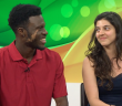 Seniors Christel Wekon-Kemeni and Katerina Constantinou on UMTV's Pulse speaking about their preparation experience for the Dancing With the UMiami Stars event that will take place on Friday.