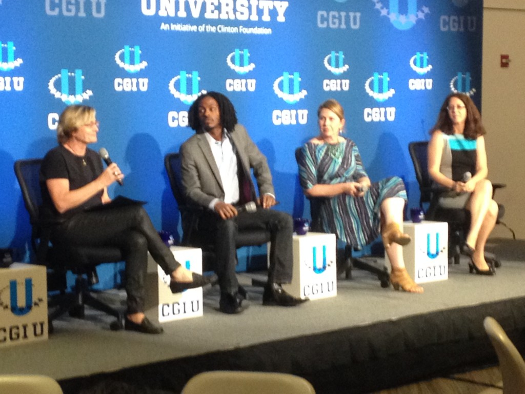 CGIU discussion focuses on financial education