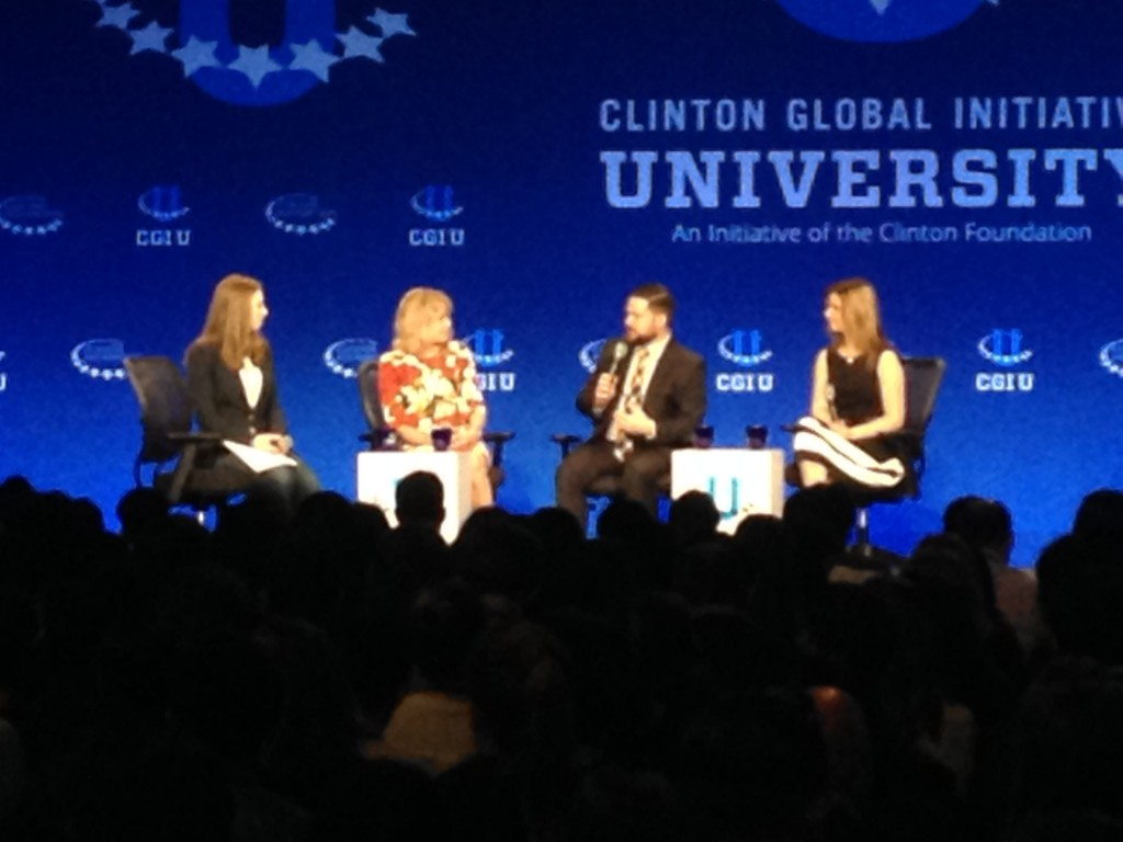 CGIU conference showcases power of big data