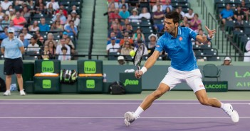 Djokovic. Matthew Trabold // Photographer