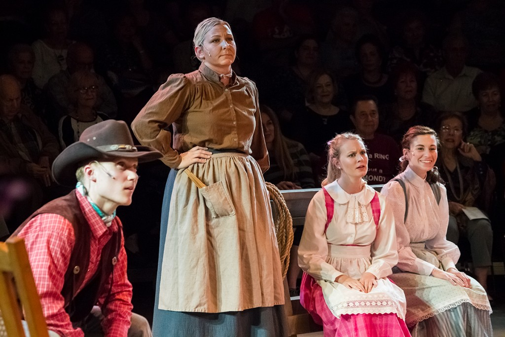 'Golden-age classic' 'Oklahoma' comes to campus