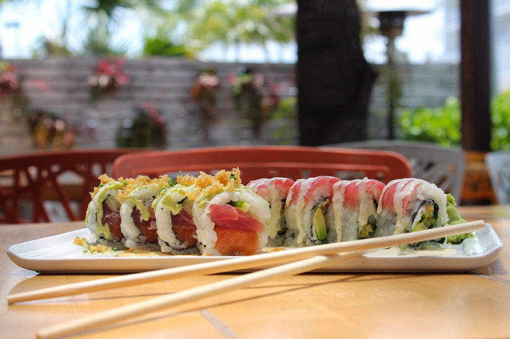 Fusion foods create eclectic eating experiences