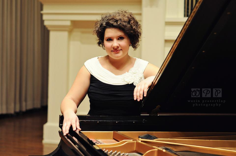 Frost pianist to perform on NPR