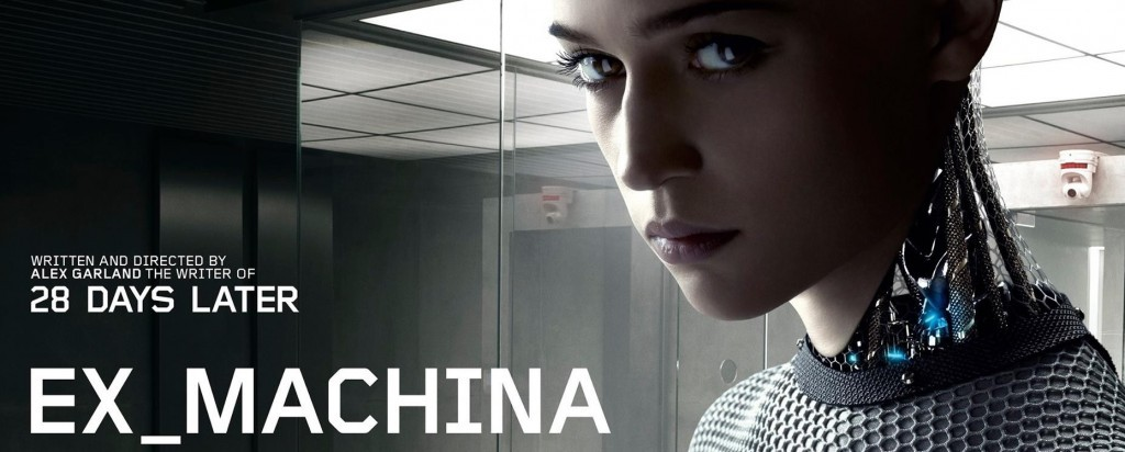'Ex Machina' tackles questions of sexuality, sentient machines