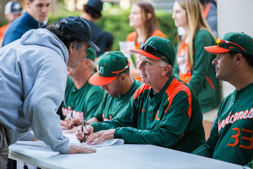 Hurricanes baseball coach Jim Morris reflects on beginnings, family