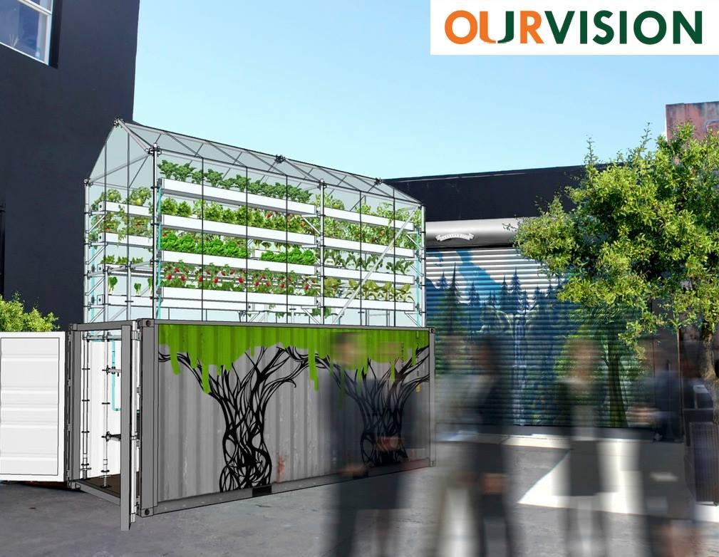 Exhibit combines environmental awareness, art