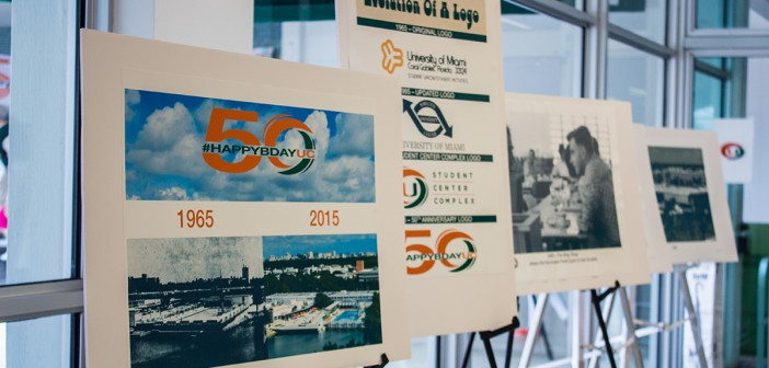 Event celebrates University Center's 50th birthday