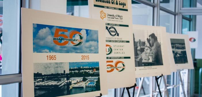 Event celebrates University Center's 50th birthday