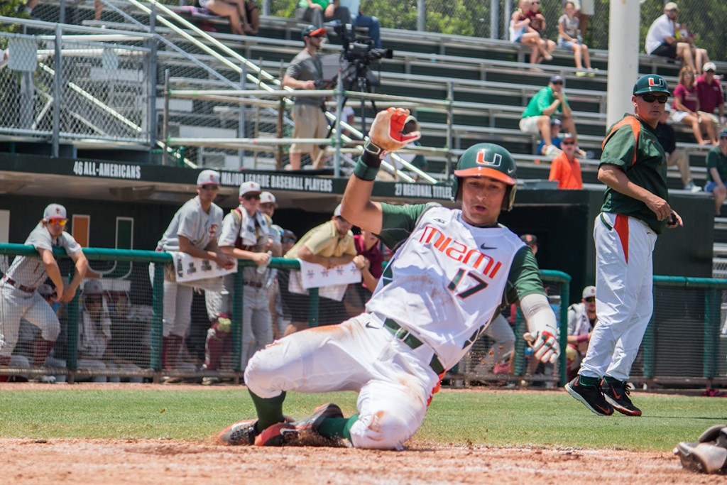 Hurricanes bounce back with 12-0 slugfest in win over FSU