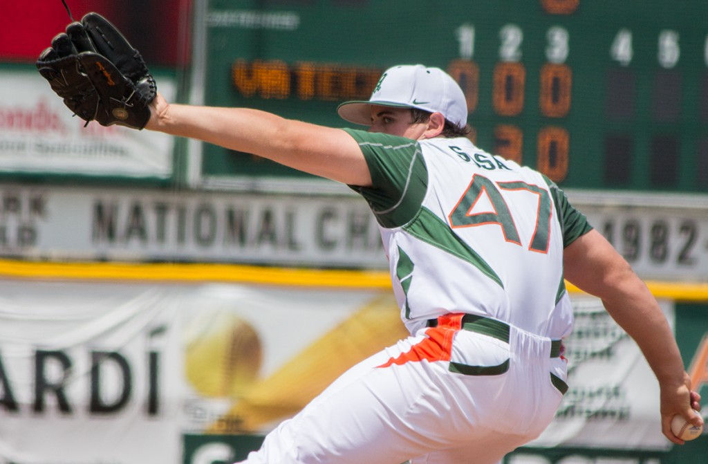 Canes baseball hits stride with win streak