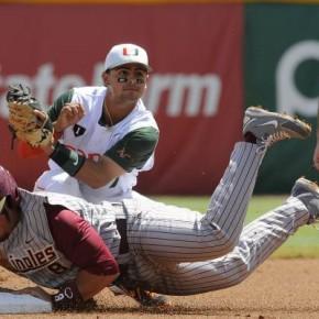 SPORTS_FSU Baseball Hurricane Sports 2014
