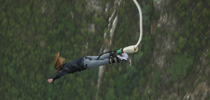 Miami Globe Trotter: 'Do things that scare you,' like South African bungee jumping
