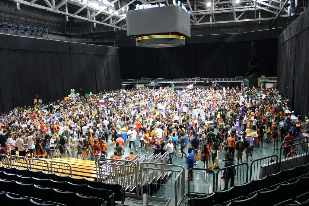 CaneFest freebies cause chaos