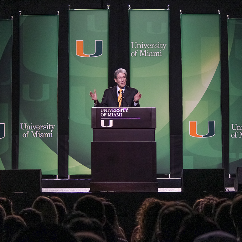 Live Stream: President Julio Frenk's Inauguration in English, Spanish, Creole