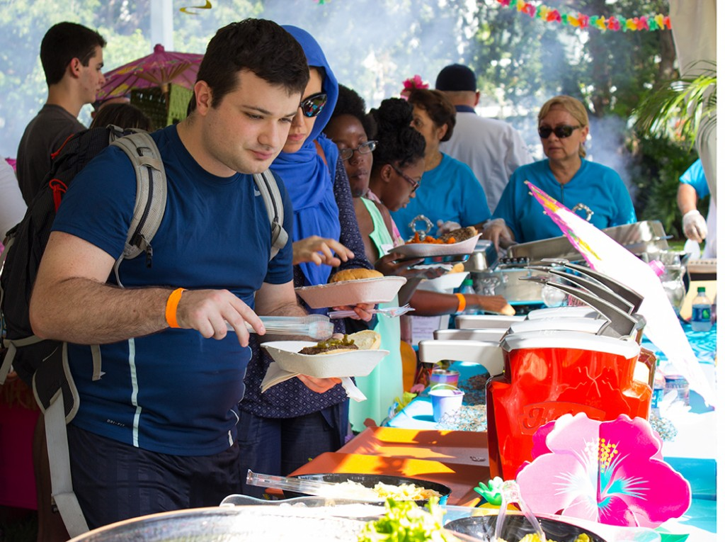 President's Picnic offers food, fun, new traditions
