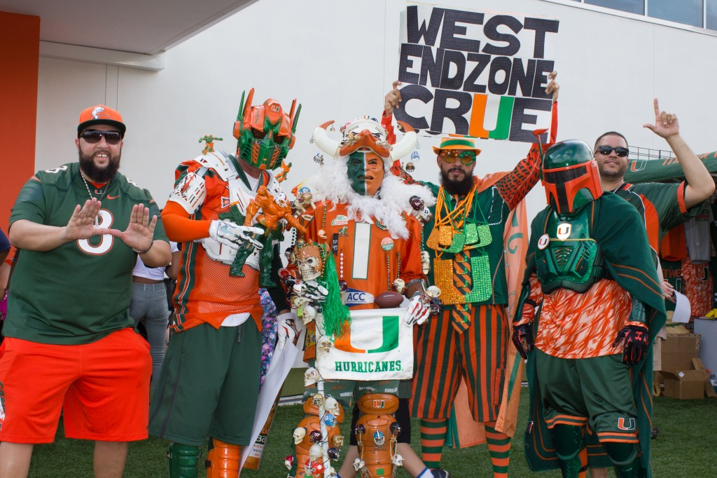 CanesFest brings fans out to kick off football season, meet athletes