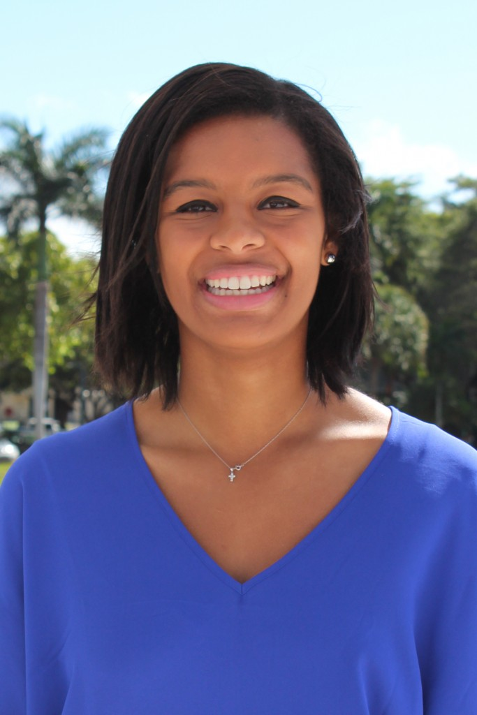 Student Government President Brianna Hathaway aims to inspire passions