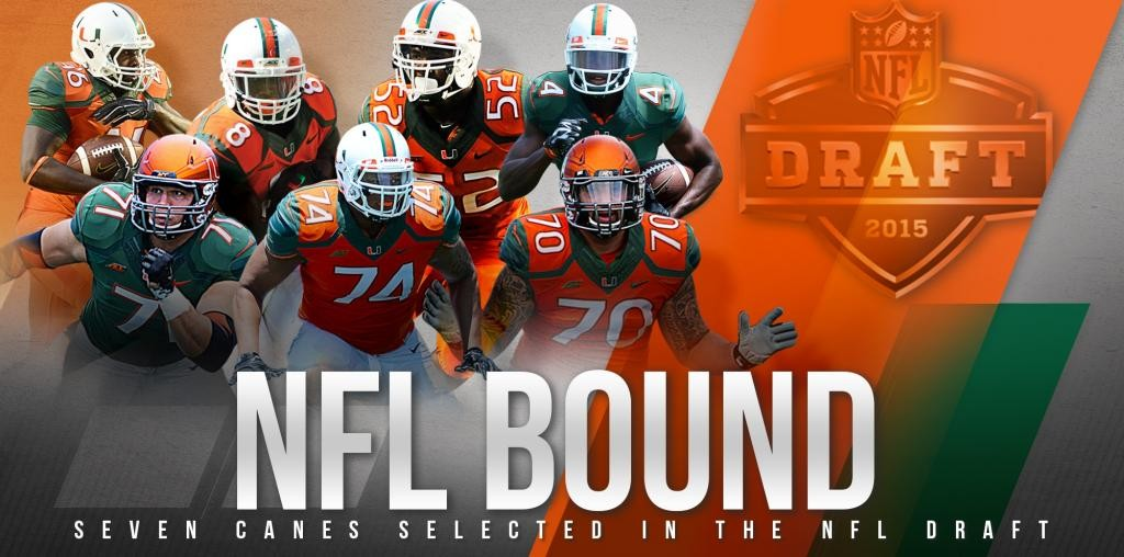 13 Miami football players on NFL teams