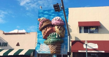 Azucar Ice Cream Co. on Calle Ocho // Photo by Isabella Cueto