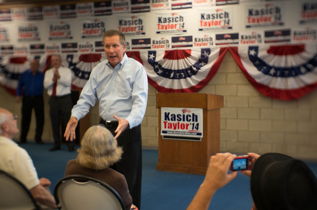 John Kasich most electable GOP candidate, avoids sensationalism