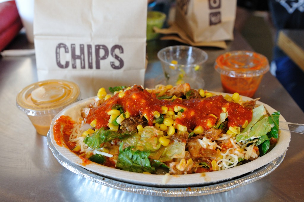 Chipotle delivery service win-win for busy customers, food chain