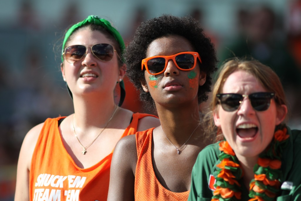 Gallery: Miami vs Nebraska Game Weekend