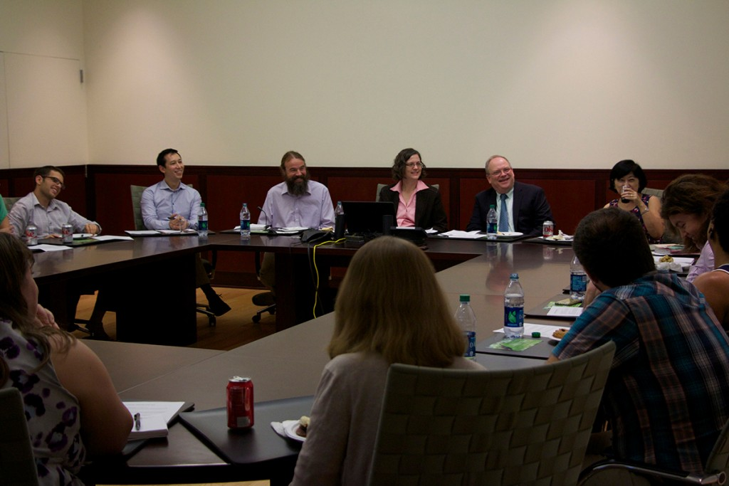 Center for Humanities holds panel to discuss career opportunities for PhDs