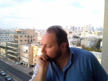 Steven Joel Sotloff. Photo courtesy of Arthur Sotloff.