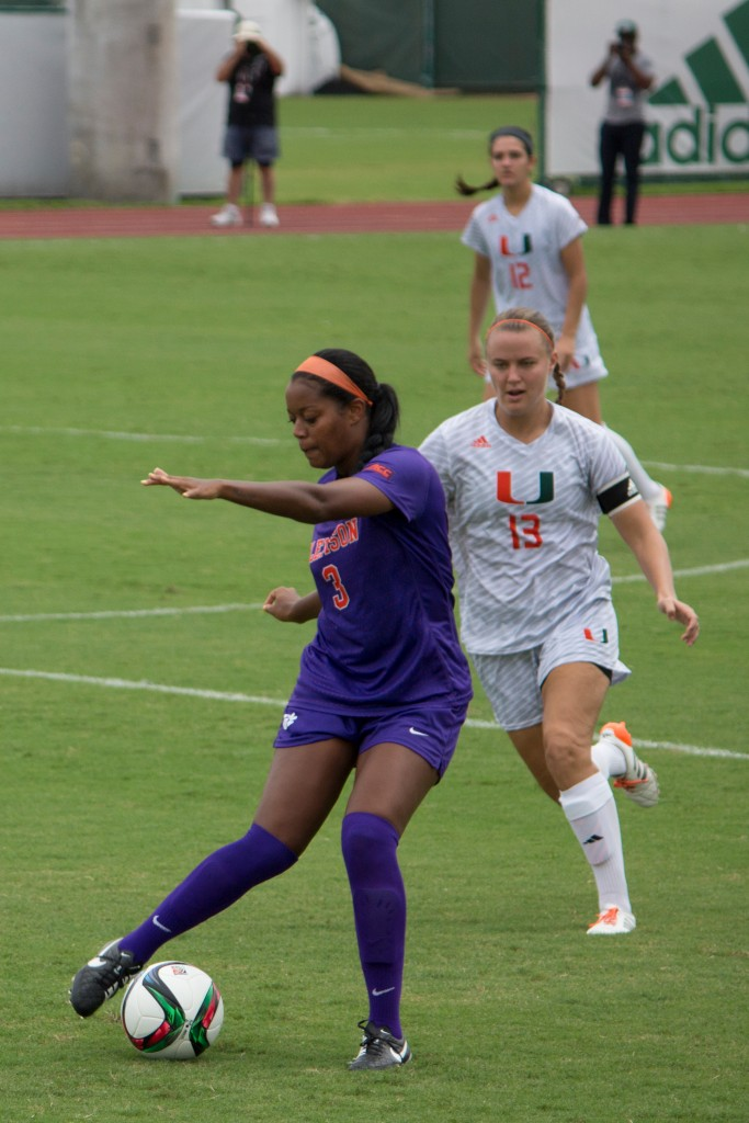 SPORTS_Soccer vs Clemson_SC