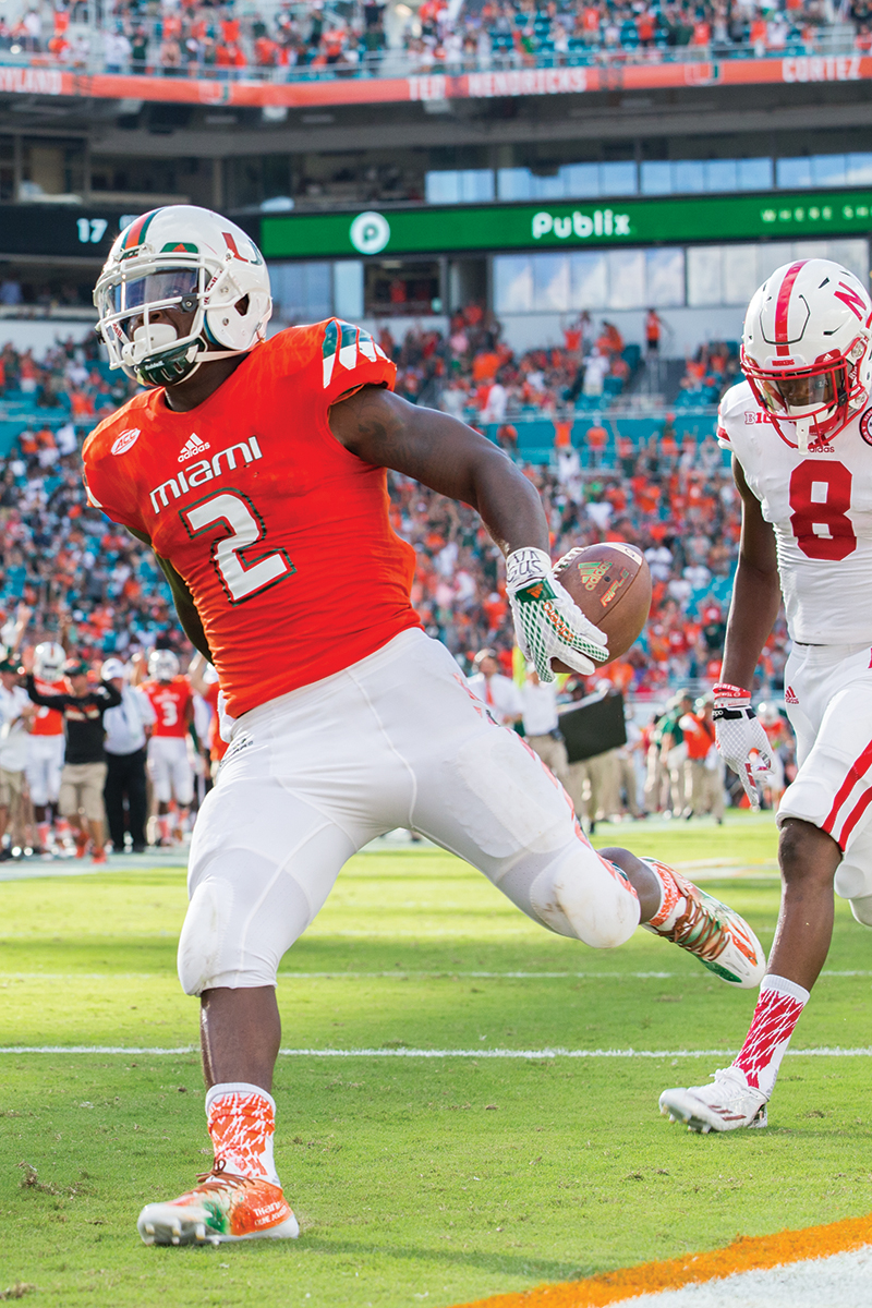 Gallery: Miami vs Nebraska Game Weekend – The Miami Hurricane