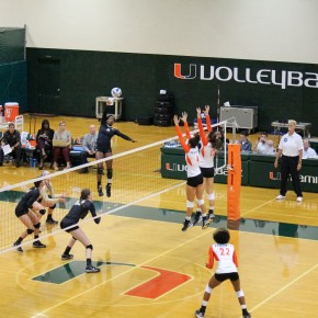 SPORTS_Volleyball vs UCF_AM
