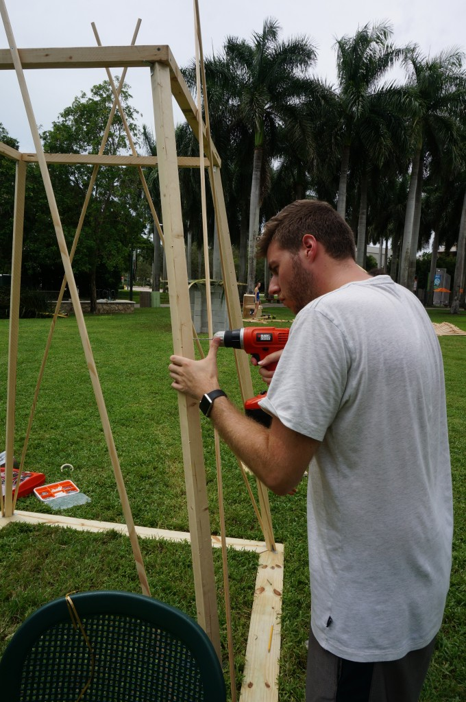 Sukkah Design Build fuses Jewish holiday Sukkot with engineering, architecture