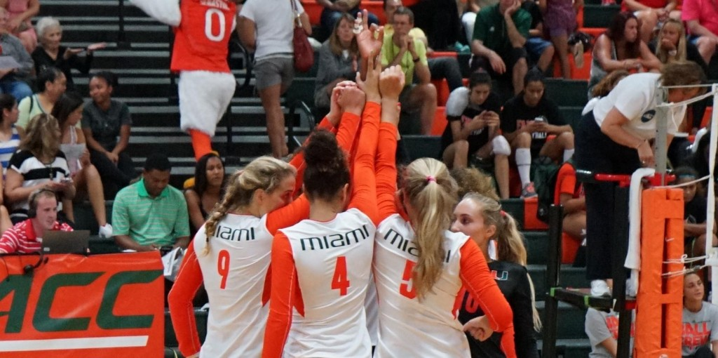 Canes volleyball goes 0-3 in Missouri State Tournament