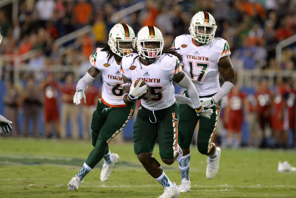 Five thoughts on Saturday's Miami-Clemson matchup