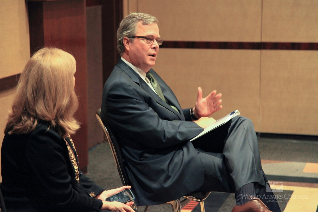 Jeb Bush, once frontrunner, fights against campaign burnout