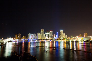 Watson Park in Miami Beach features the best view of the Miami skyline and is home to attractions including Miami Children's Museum, Parrot Jungle Island, and Miami Yacht Club . Nick Gangemi // Editor in Chief