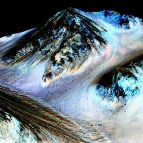 OPINION_Water on Mars