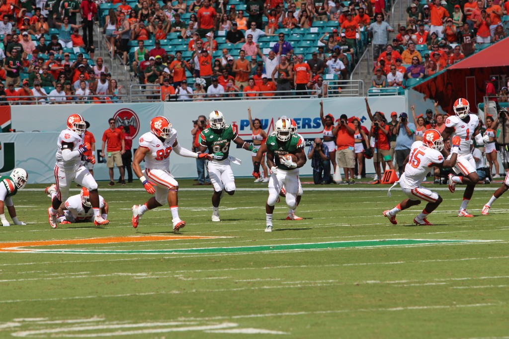 Three thoughts on Miami's historic loss to Clemson